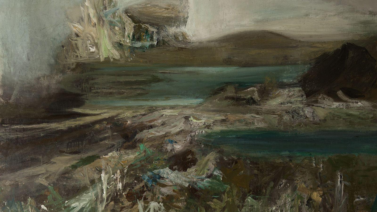 Omvisning i Maja Lisa Engelhardt-udstillingen