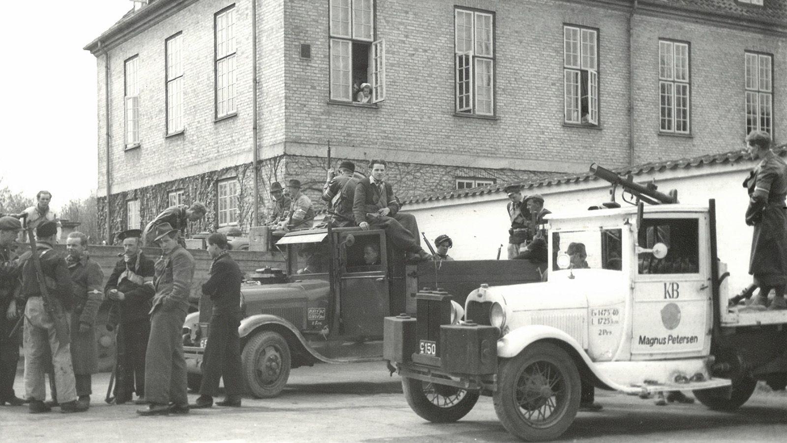 Byvandring – Besættelsen i Holbæk