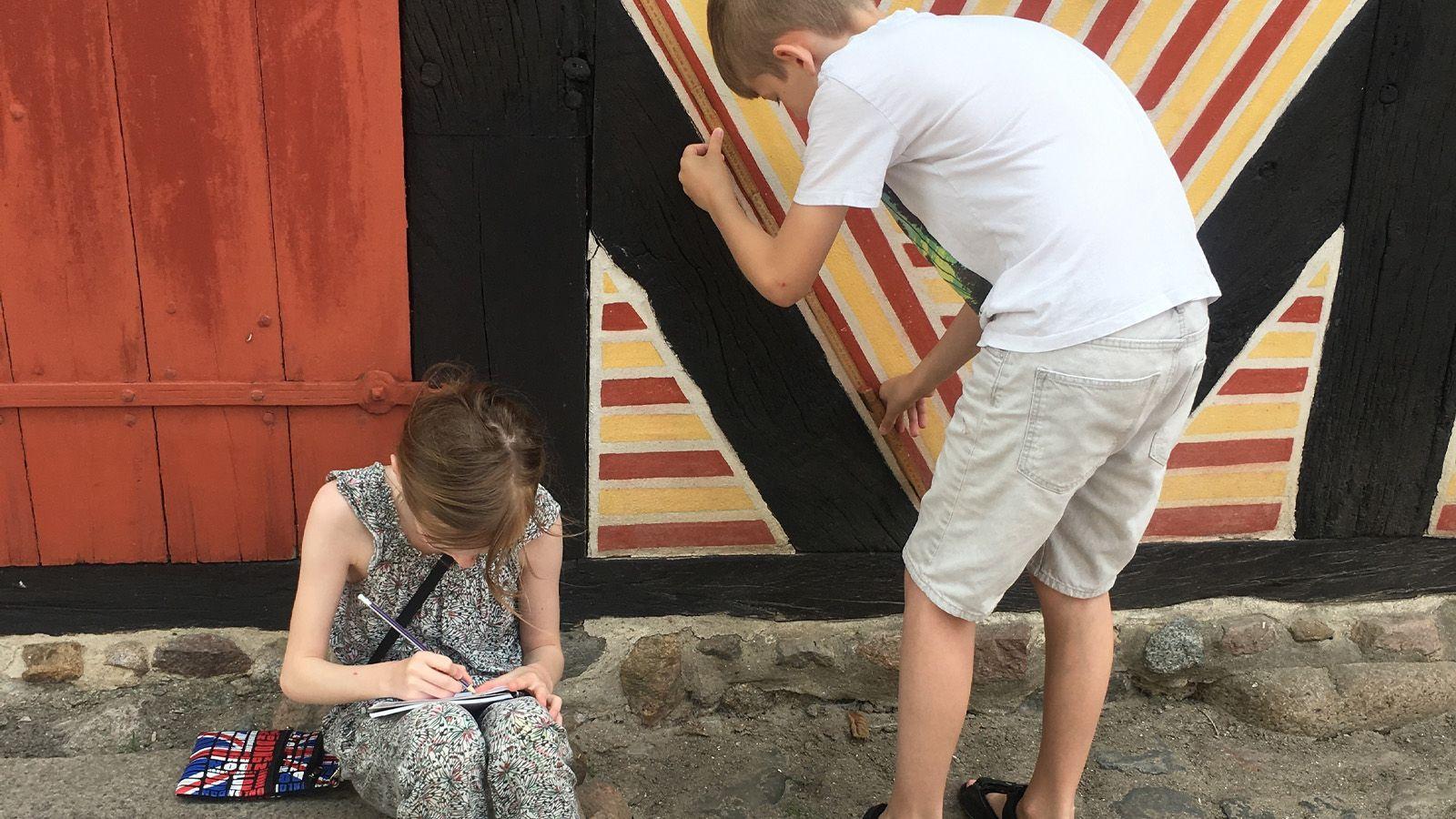 Bedre Byggeskik for børn på Bakkekammen