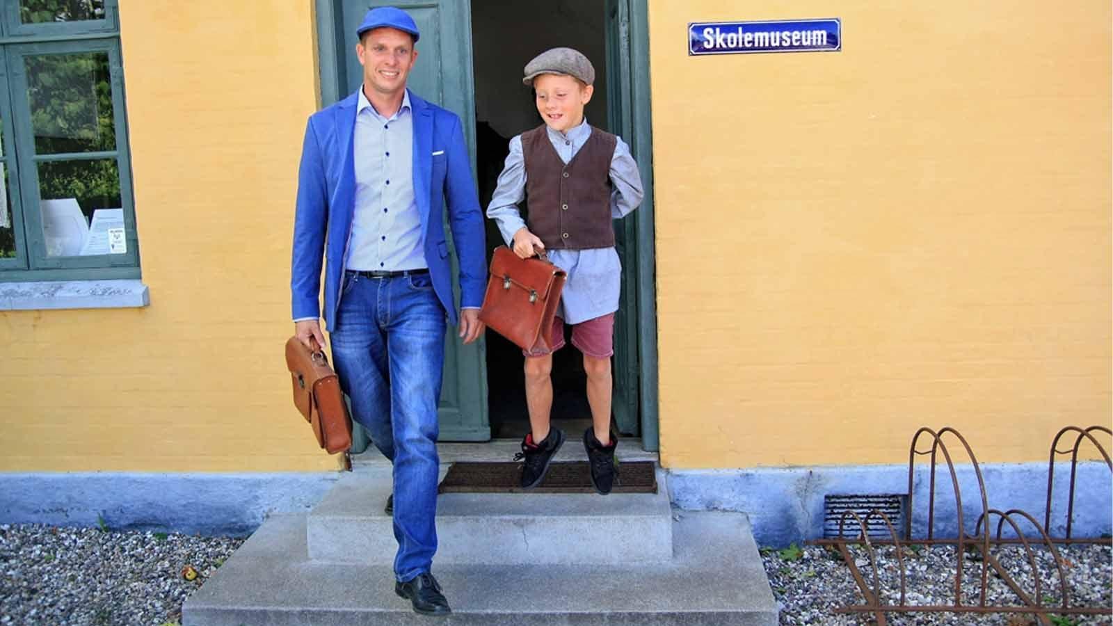 Flakkebjerg Skolemuseum 40-års jubilæum