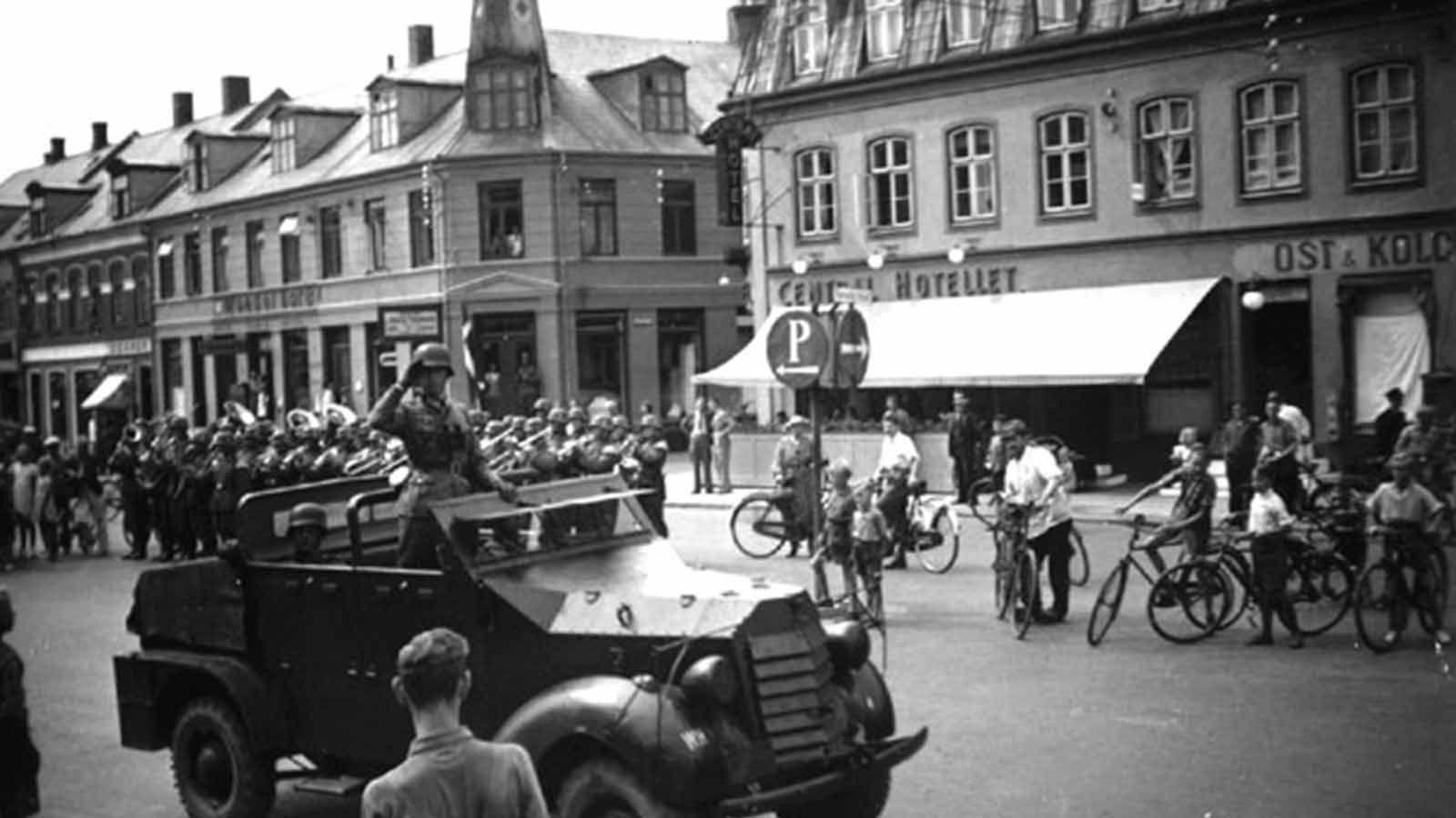 Ringsted befrielsen, 2. verdenskrig