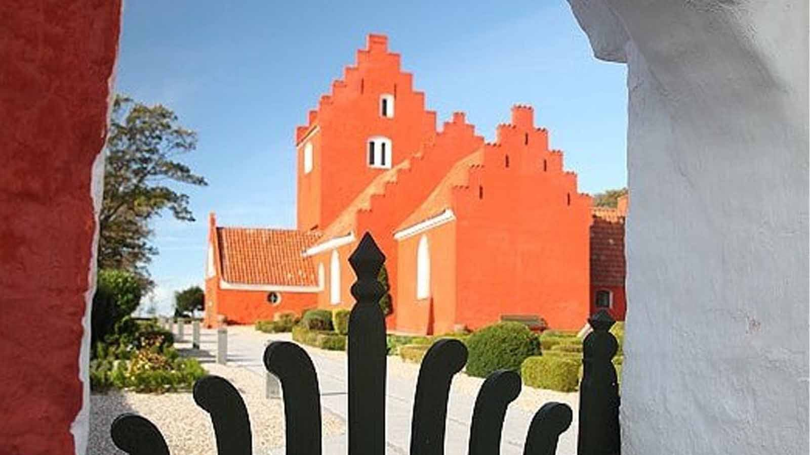 Tag med på tur til Odden og Lumsås kirker