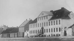 Byvandring i Ringsted_Postgården 1880