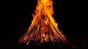 De dødes nat i Slagelse - Heksejagten går løs